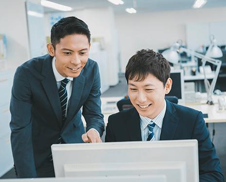定型業務を自動化・効率化